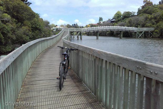 <strong>Удобный мост.</strong>