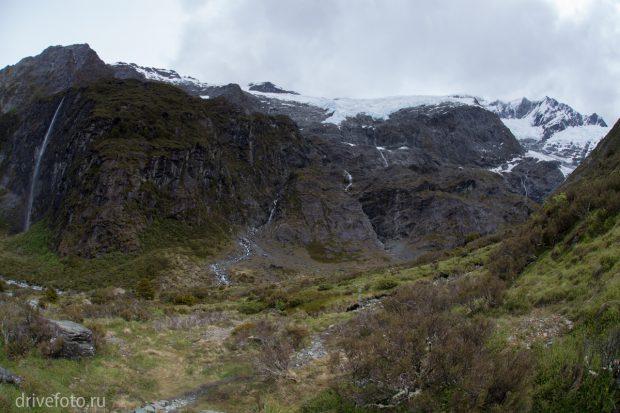 <strong>Вершины Белых гор, где огнями передавались вести из Гондора в Рохан.</strong>
