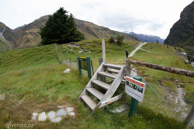 <strong>Официальные лестницы через заборы ферм.</strong>