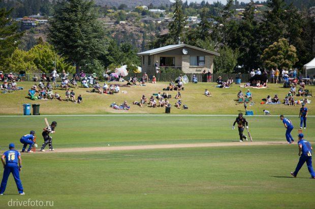 <strong>Крикетные соревнования. Фото-1.</strong>