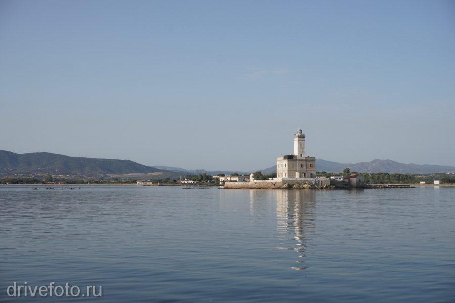 Маяк-крепость (Италия)