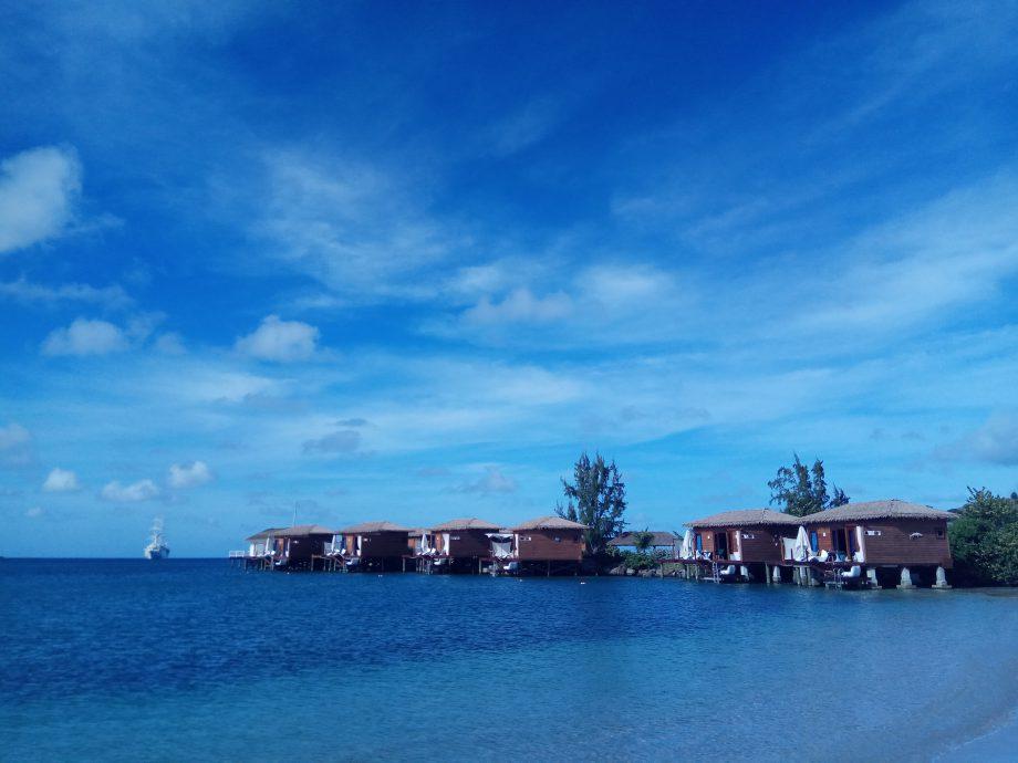 Отель на воде. Санта-Лючия
