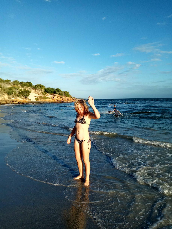 Кто просил меня в купальнике?;) Вода 27 градусов, медуз и акул нет