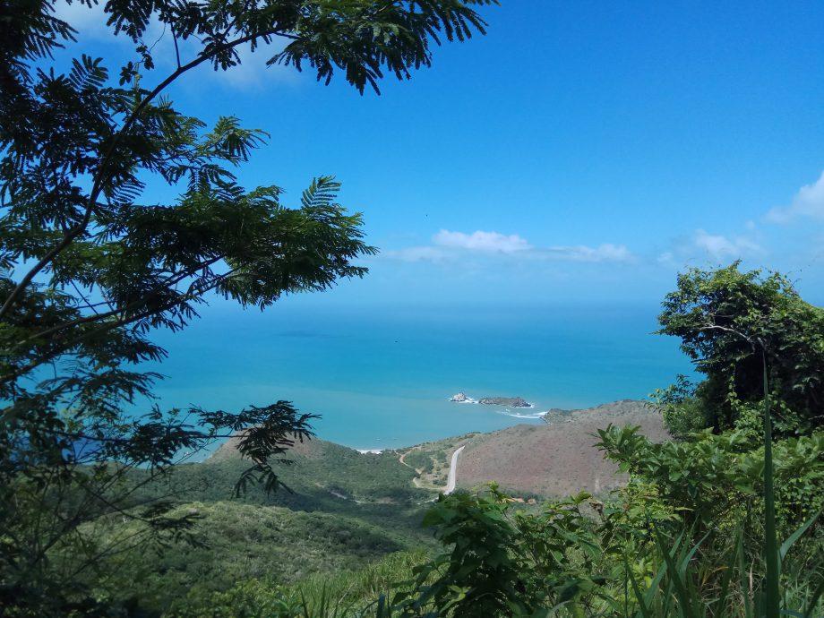 На холмах курортного острова Маргарита