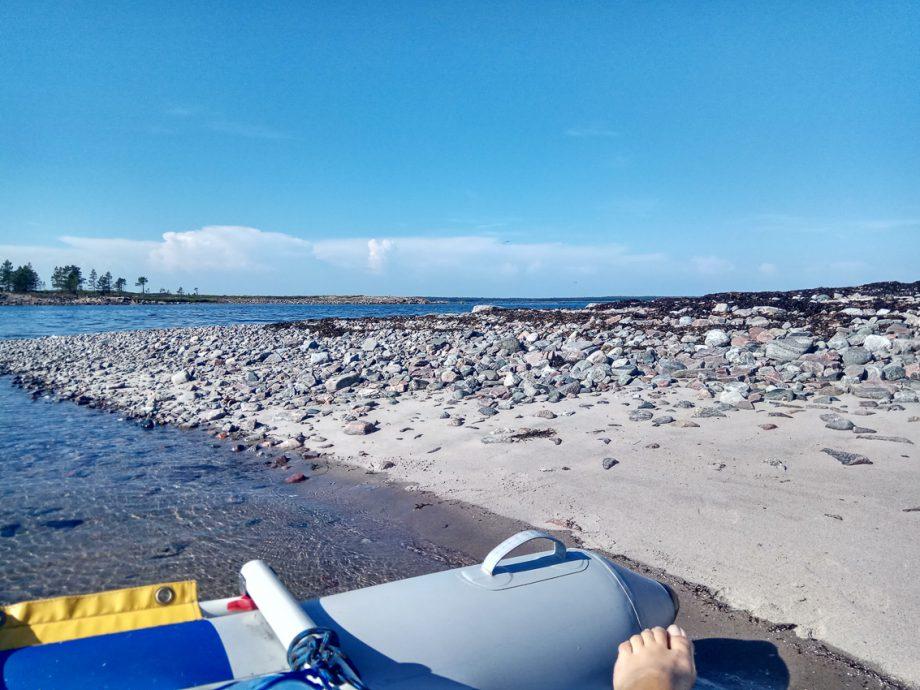 Пляжи бывают разные